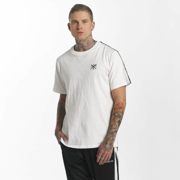 UNFAIR ATHLETICS T-shirt UNFR Taped bianco