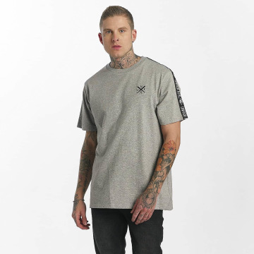 UNFAIR ATHLETICS T-Shirt UNFR Taped gray