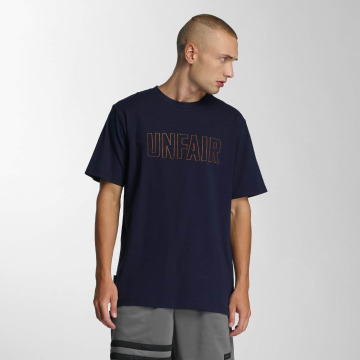 UNFAIR ATHLETICS T-Shirty Sealed niebieski