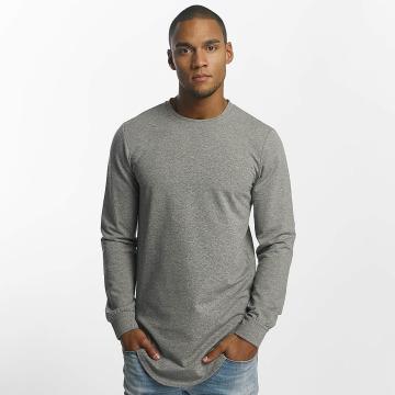 Uniplay Пуловер Leon серый