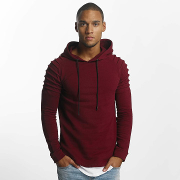 Uniplay Maglia Ripped rosso