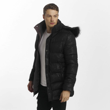 Uniplay Puffer Jacket Down schwarz