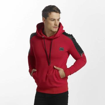 Uniplay Sweat capuche Biker rouge