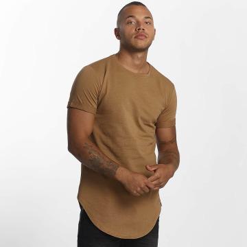 Uniplay T-paidat Max ruskea