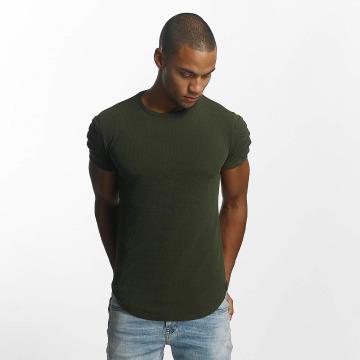 Uniplay T-shirt Embossed cachi