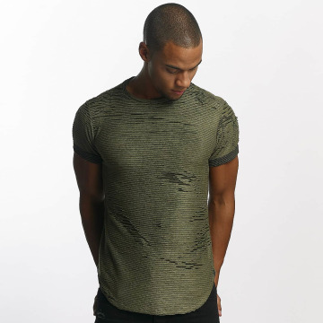 Uniplay T-Shirt Diced khaki