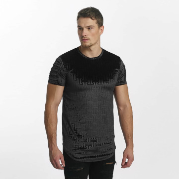 Uniplay T-Shirt Velvet schwarz