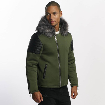 Uniplay Winter Jacket Paul khaki