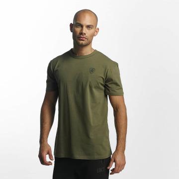 Unkut T-shirt Quartz verde