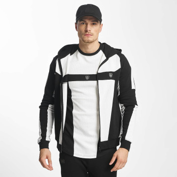 Unkut Zip Hoodie Break black