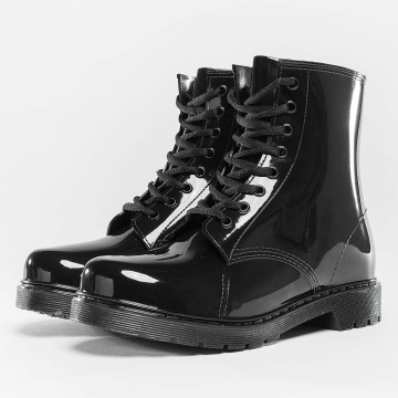Urban Classics Ботинки Laced Rain черный