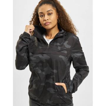 Urban Classics Демисезонная куртка Camo камуфляж