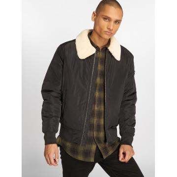 Urban Classics Куртка-бомбардир Pilot черный