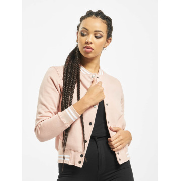 Urban Classics Университетская куртка College розовый