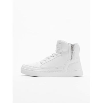 Urban Classics Baskets Zipper blanc
