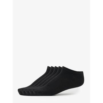 Urban Classics Calcetines No Show negro
