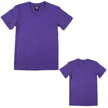 Urban Classics Camiseta Basic Kids púrpura