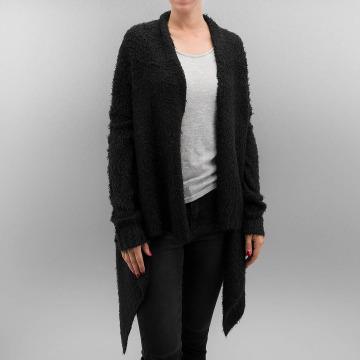 Urban Classics Cardigan Ladies Knit Feather nero