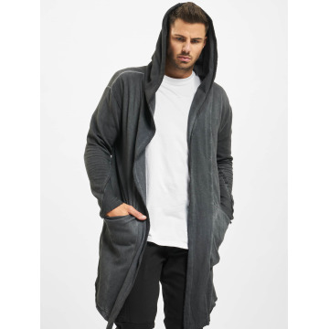 Urban Classics Cardigans Cold Dye grå