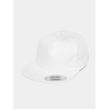 Urban Classics Casquette Snapback & Strapback Pro-Style blanc