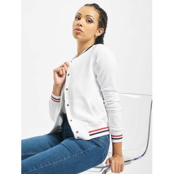 Urban Classics College Jacket 3-Tone College white