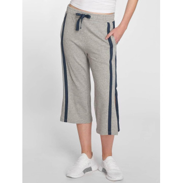 Urban Classics Jogging Taped Terry gris