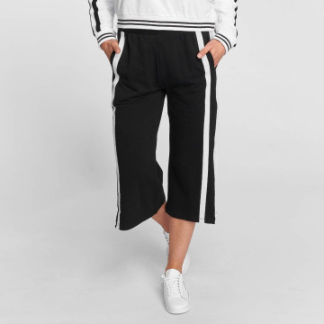 Urban Classics Jogginghose Taped Terry schwarz