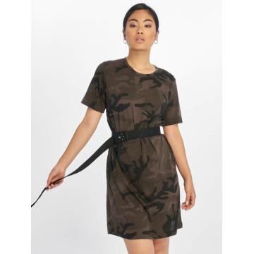 Urban Classics jurk Camo camouflage