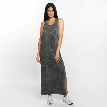 Urban Classics jurk Random Wash Back Cut zwart