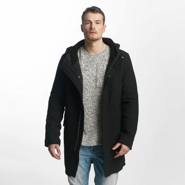 Urban Classics Kabáty Structured šedá