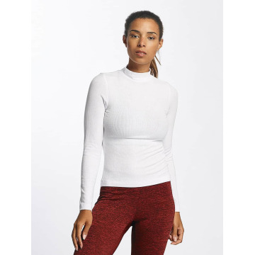 Urban Classics Longsleeve Turtleneck wit