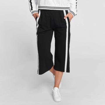 Urban Classics Pantalone ginnico Taped Terry nero