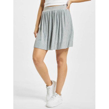 Urban Classics Rock Jersey Pleated grau