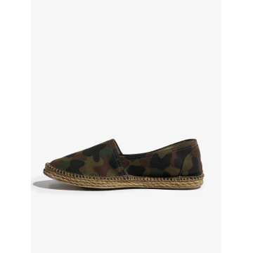 Urban Classics Sandal Canvas camouflage