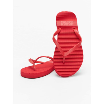 Urban Classics Sandals Basic red