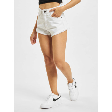 Urban Classics Shorts Denim weiß