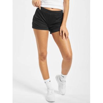 Urban Classics shorts Double Layer zwart