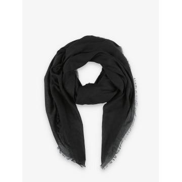 Urban Classics sjaal One Colour zwart