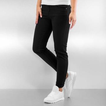 Urban Classics Skinny Jeans Ladies čern
