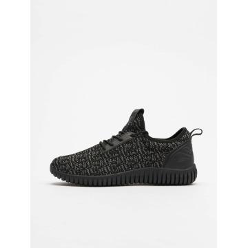 Urban Classics Sneaker Knitted Light schwarz