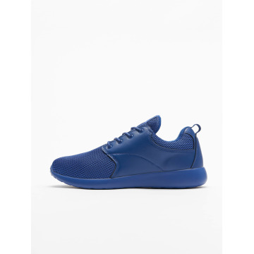 Urban Classics Sneakers Light Runner niebieski