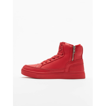 Urban Classics Sneakers Zipper röd