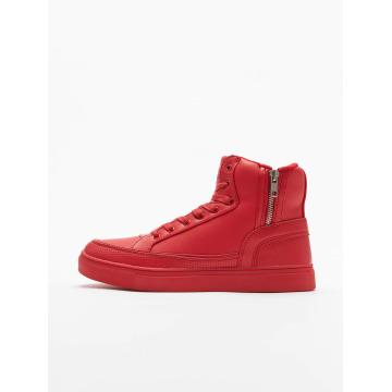 Urban Classics Snejkry Zipper červený
