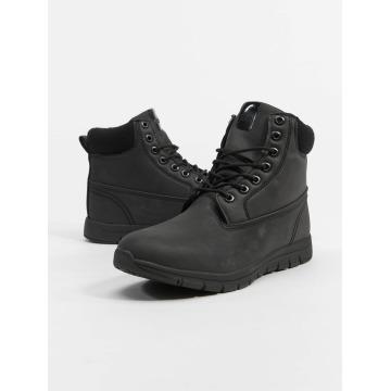 Urban Classics Støvler Runner svart