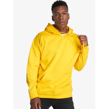 Urban Classics Oversized Sweat Hoody Chrome Yellow