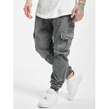 Urban Classics Sweat Pant Cargo Jogging grey