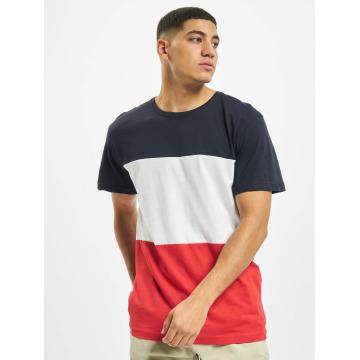 Urban Classics T-paidat Color Block punainen