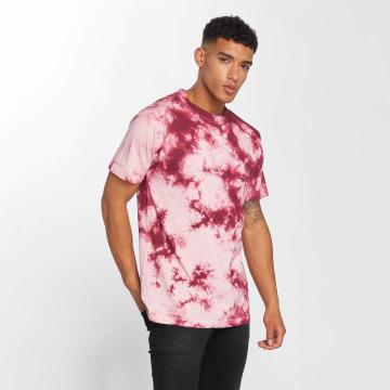 Urban Classics T-Shirt Batik magenta