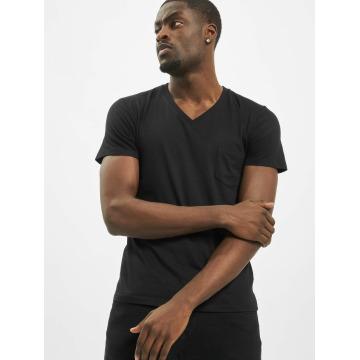 Urban Classics T-Shirt Pocket noir