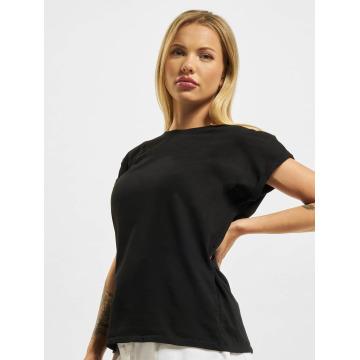 Urban Classics t-shirt Extended Shoulder zwart